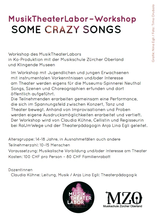 Flyer_crazy songs_ohne2