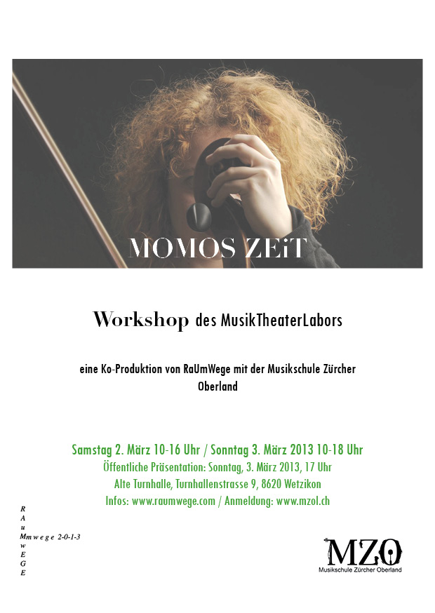 flyer workshop musiktheaterlabor